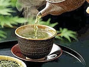 Зеленый чай полезен для пожилых людей