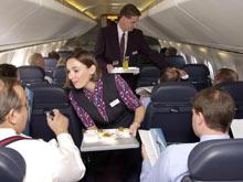Место в самолете у окна — самое опасное с точки зрения здоровья сосудов