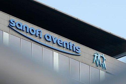Sanofi-Aventis увеличила чистую прибыль в 3 раза
