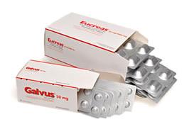 В Европе расширены показания препарата Гальвус для лечения сахарного диабета 2 типа