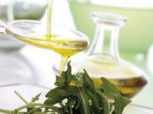 Оливковое и подсолнечное масло делают жареные продукты менее вредными для сердца