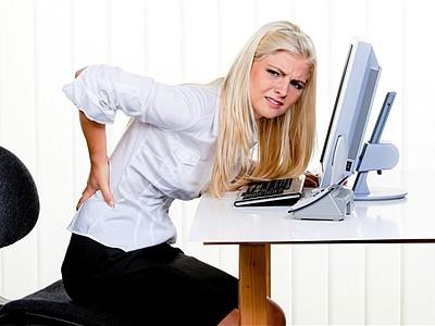 Работа в офисе приносит огромный вред здоровью