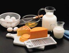 Обезжиренные продукты спасают от инсульта