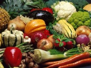 Люди, потребляющие много фруктов и овощей, частично защищены от диабета 2 типа
