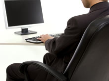 Тромбоз — неизбежный финал для тех, кто сидит на работе