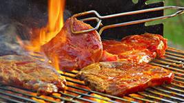 Приготовление пищи на открытом огне плохо влияет на мозг