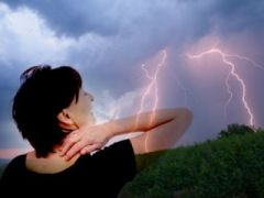 Погода вызывает мигрени