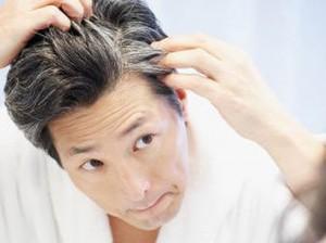 Владельцы седых волос имеют достаточно хорошее здоровье