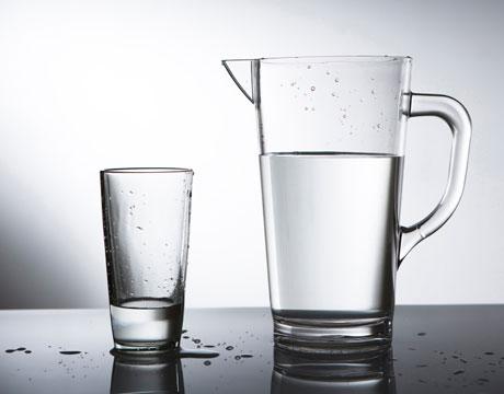 Вода против головной боли