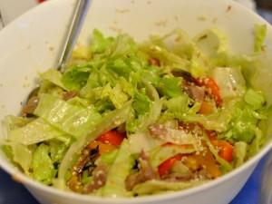 Соус для салатов снижает артериальное давление
