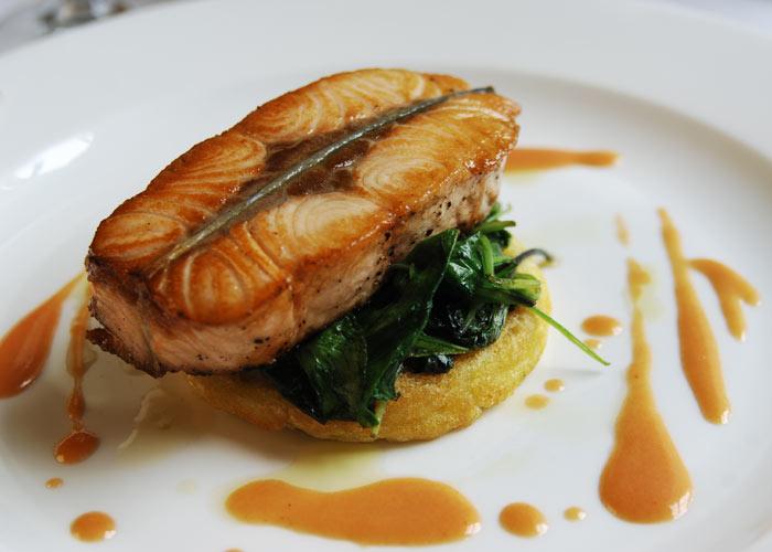 Состояние сердечной сосудистой системы улучшат блюда из рыбы