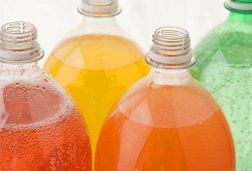 Газированные напитки провоцируют инсульты у женщин