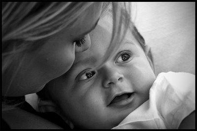 Размер мозга ребенка зависит от любви матери