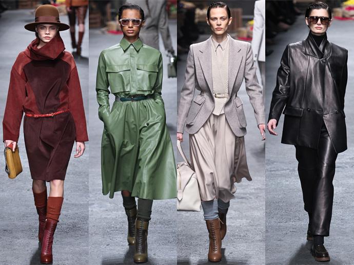 Тренд 2012 — мех и кожа, которые прекрасно защитят вас от простуды и гриппа