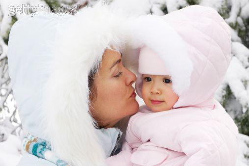 Чтоб ребенок не болел зимой