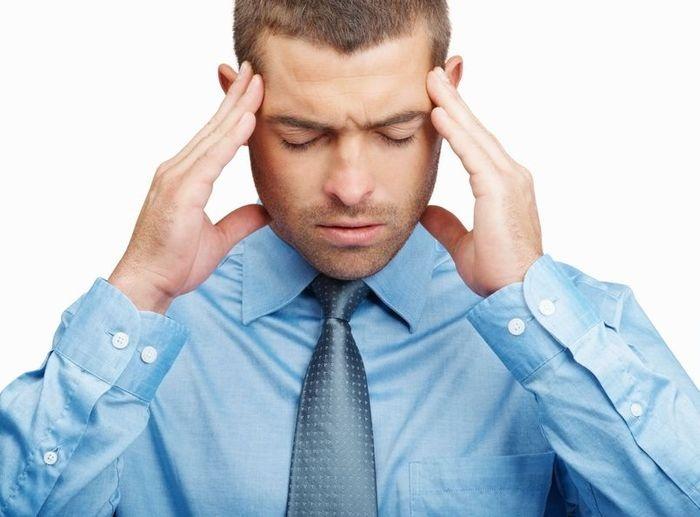 Молния причина головной боли