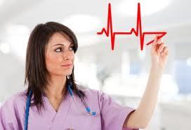 Женское сердце болеет чаще мужского