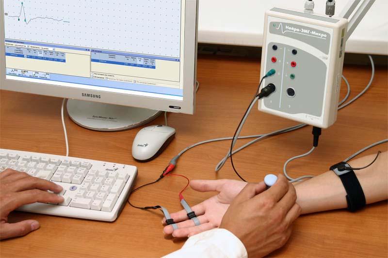 Расходные материалы для электромиографии