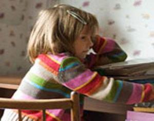 Головная боль у детей при чтении не свидетельствует о проблемах со зрением