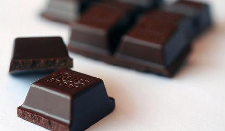 Черный шоколад может быть полезен для сердца