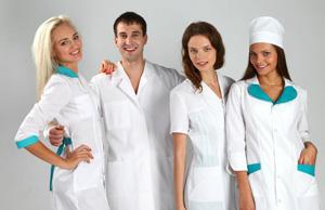 Выбор медицинской одежды