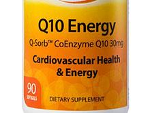 Антиоксидант CoQ10 переворачивает жизнь сердечников