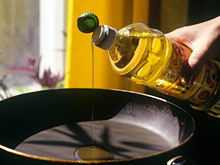 Растительное масло снижает риск сердечно-сосудистых недугов