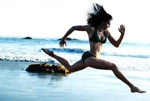 Бег способен привести к целлюлиту и сердечным приступам