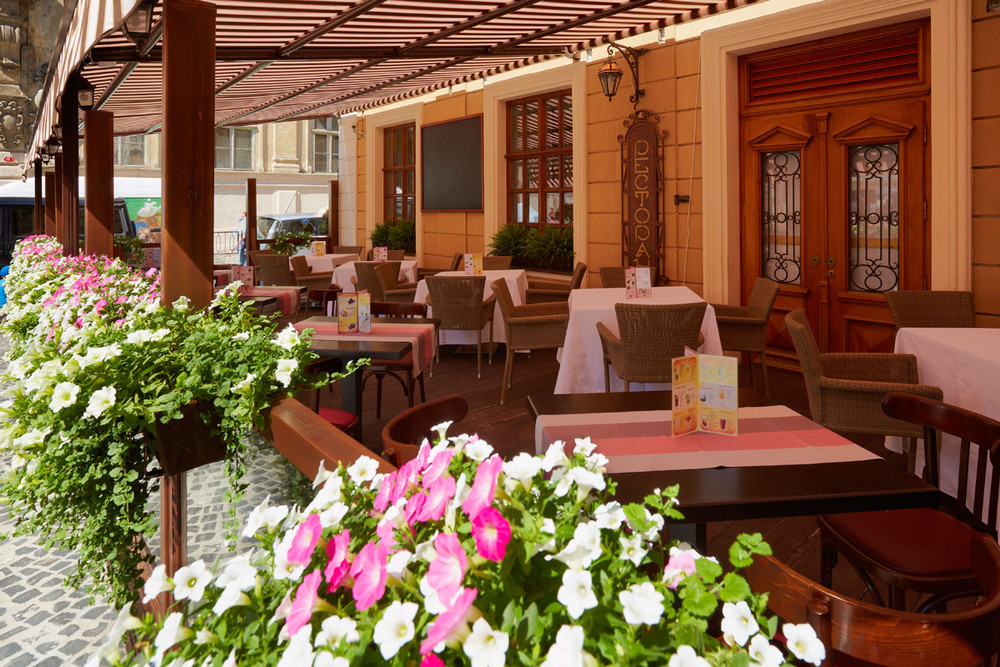 Гостиница «Leopolis» — самая престижная в Львове