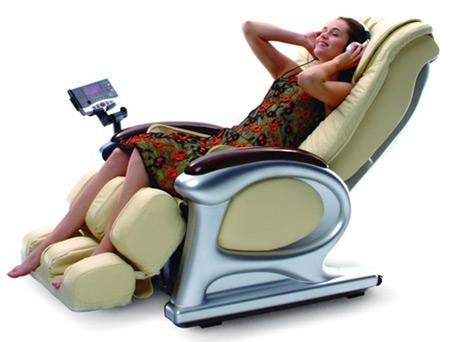 Поговорим о массажных креслах