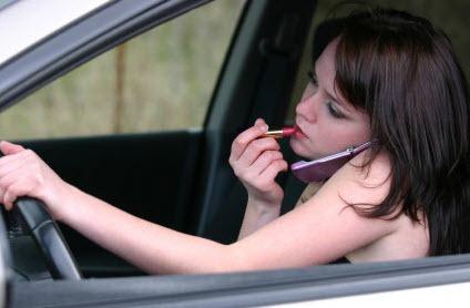 Долгие часы за рулем вызывают тромбоз