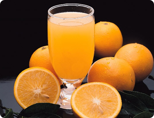 Апельсин поможет сердцу