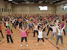 Тренировки полезны для здоровья сосудов, только если вы активно потеете