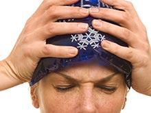 Вылечить острые приступы мигрени можно благодаря «холодильнику для мозга»
