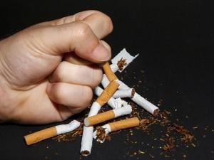 Один из способов отказа от курения