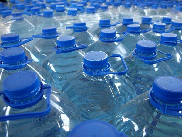 Бутилированная вода вредна для здоровья