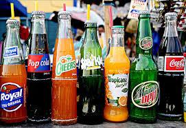 Газированные напитки. Влияние их на организм человека