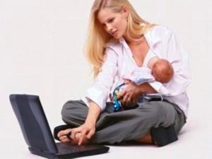 Как отучить малыша от груди