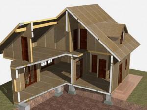 Компания «Удача» построит вам отличный дом!
