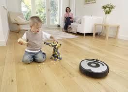 Пылесос робот – качество чистоты