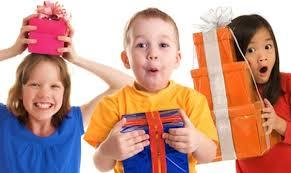 Где самый большой выбор подарков для детей и будущих мам