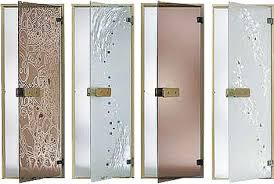 Стеклянные двери — оптимальный вариант для офиса