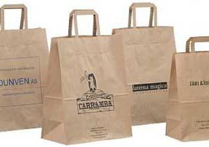 Бумажные пакеты – удачная реклама вашего бизнеса