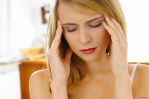 Частые причины головных болей у человека