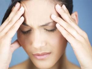 Сжимающая головная боль