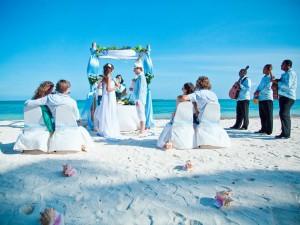 Организация свадебных торжеств за границей