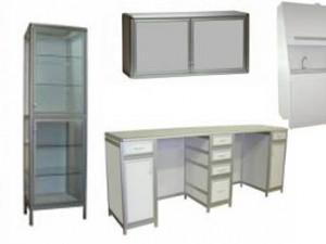 Специальная мебель для медучреждений