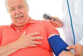 Гипертонический криз — симптомы и лечение
