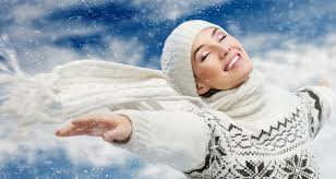 Правильный уход за кожей лица в зимнее время года