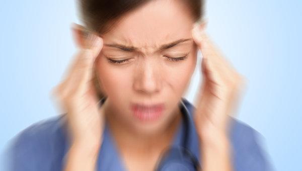 Причины резкой головной боли